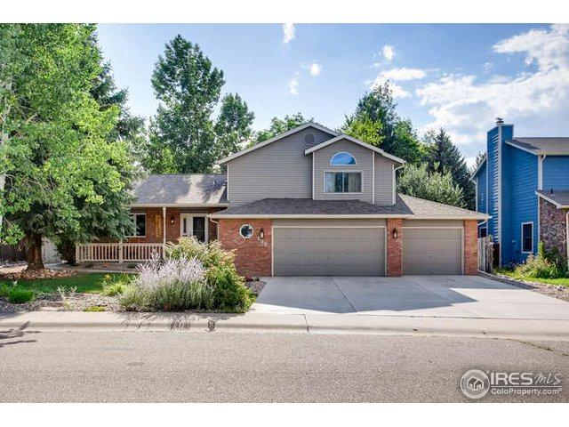 689 Cressa Dr, Loveland, CO 80537 (MLS #856795) :: The Daniels Group at Remax Alliance