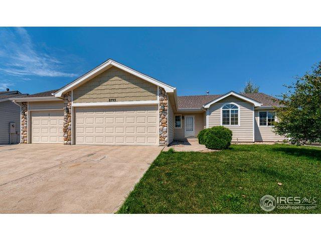 8755 Flaming Arrow Ave, Wellington, CO 80549 (MLS #856807) :: Kittle Real Estate