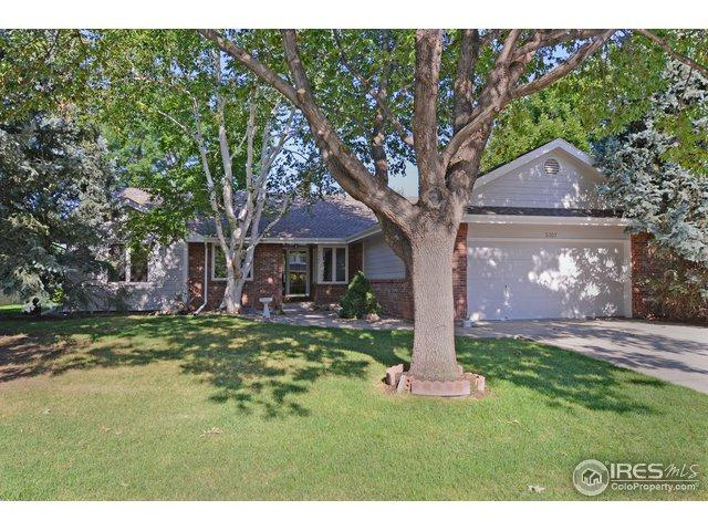5307 Elderberry Ct, Fort Collins, CO 80525 (#856809) :: The Peak Properties Group