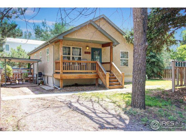 1033 W Vine Dr, Fort Collins, CO 80521 (#856820) :: My Home Team