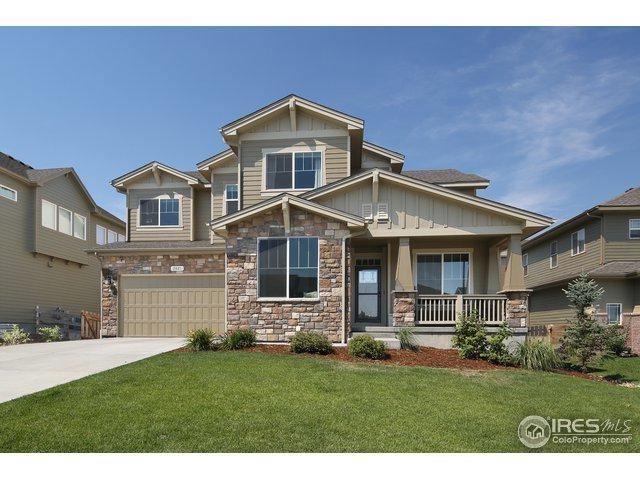 2021 Yearling Dr, Fort Collins, CO 80525 (MLS #856822) :: The Daniels Group at Remax Alliance