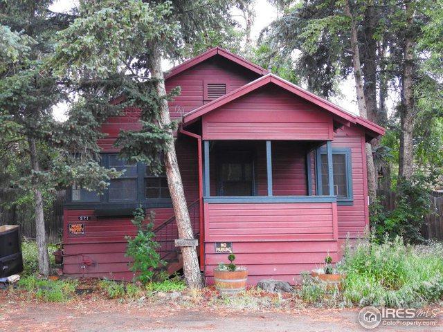 271 W Riverside Dr, Estes Park, CO 80517 (MLS #856836) :: 8z Real Estate