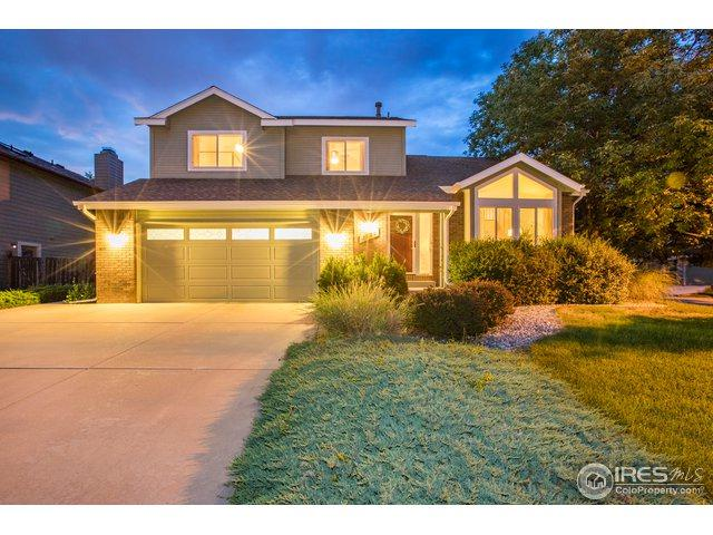 2306 Stonegate Dr, Fort Collins, CO 80525 (MLS #856838) :: The Daniels Group at Remax Alliance