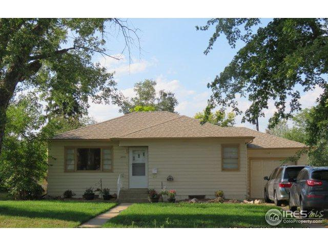 2419 W 8th St, Greeley, CO 80634 (MLS #856839) :: The Daniels Group at Remax Alliance