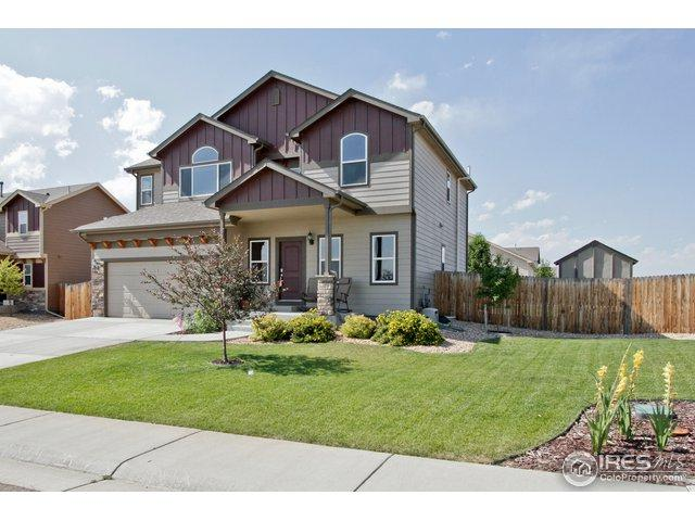 2779 Stage Coach Dr, Mead, CO 80542 (MLS #856849) :: Kittle Real Estate