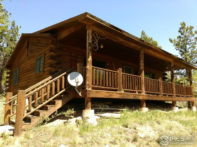 30 Muskogee Trl, Red Feather Lakes, CO 80545 (MLS #856851) :: Kittle Real Estate