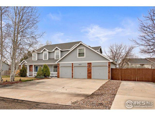 4273 16th St, Loveland, CO 80537 (MLS #856852) :: The Daniels Group at Remax Alliance