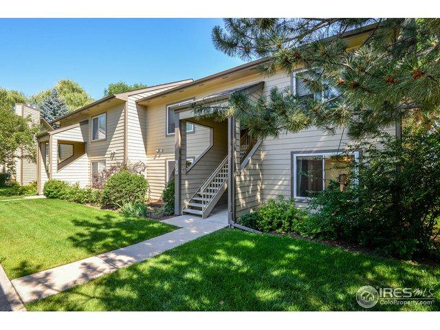 3465 Lochwood Dr #31, Fort Collins, CO 80525 (MLS #856856) :: The Daniels Group at Remax Alliance