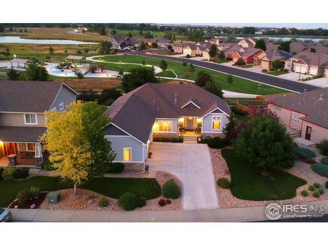 1689 Colorado River Dr, Windsor, CO 80550 (MLS #856877) :: Kittle Real Estate