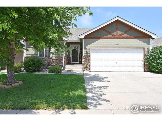1374 Boardwalk Dr, Windsor, CO 80550 (MLS #856880) :: The Daniels Group at Remax Alliance