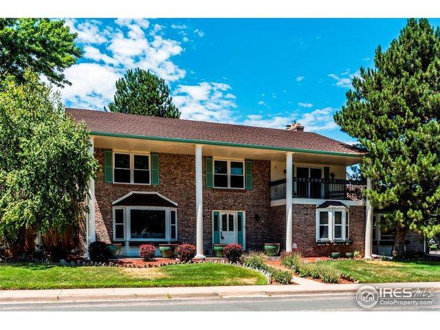 2776 E Irish Pl, Centennial, CO 80122 (MLS #856882) :: 8z Real Estate