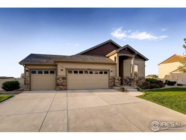 7404 Thistledown Dr, Windsor, CO 80550 (MLS #856886) :: Kittle Real Estate