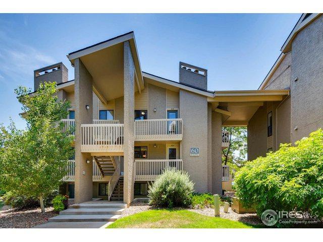 60 S Boulder Cir #6026, Boulder, CO 80303 (MLS #856900) :: The Daniels Group at Remax Alliance