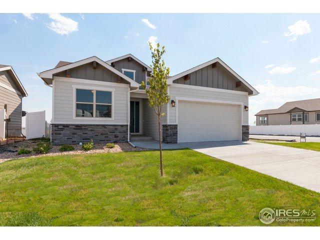 1849 Wyatt Dr, Windsor, CO 80550 (MLS #856903) :: Kittle Real Estate