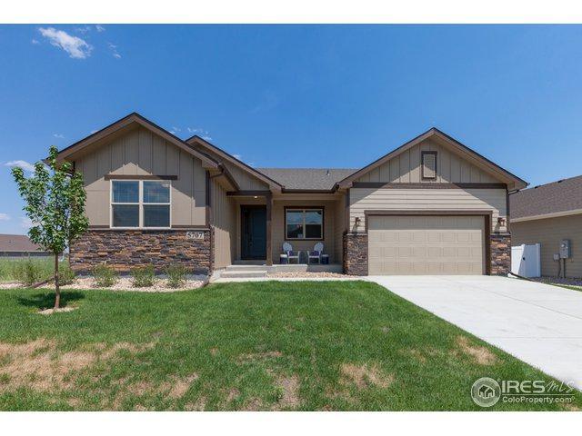 5707 Carmon Dr, Windsor, CO 80550 (MLS #856910) :: Kittle Real Estate