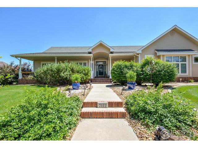 7112 Silvermoon Ln, Fort Collins, CO 80525 (MLS #856912) :: 8z Real Estate