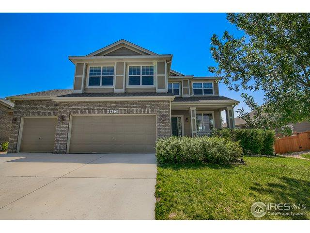 6432 Steeple Rock Dr, Frederick, CO 80516 (MLS #856914) :: Tracy's Team