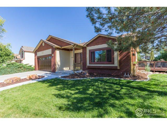 743 Grouse Cir, Fort Collins, CO 80524 (#856926) :: The Peak Properties Group