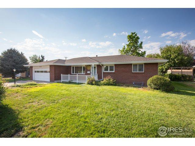 2213 13th St, Greeley, CO 80631 (MLS #856930) :: Kittle Real Estate