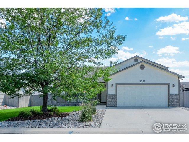 3337 White Buffalo Dr, Wellington, CO 80549 (MLS #856933) :: Kittle Real Estate