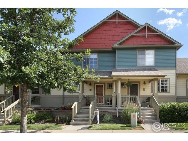 2803 Des Moines Dr B, Fort Collins, CO 80525 (MLS #856934) :: Downtown Real Estate Partners