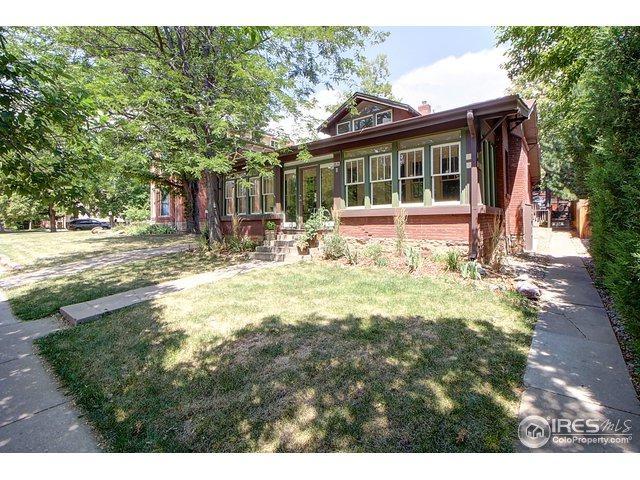 1519 Pine St #3, Boulder, CO 80302 (MLS #856938) :: 8z Real Estate