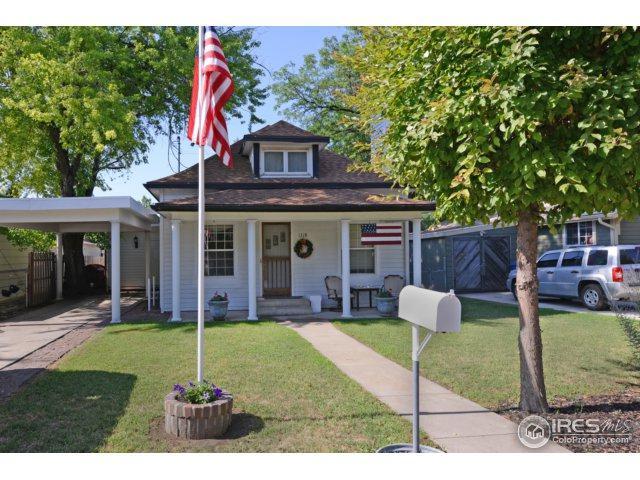 1318 E 6th St, Loveland, CO 80537 (MLS #856940) :: Kittle Real Estate