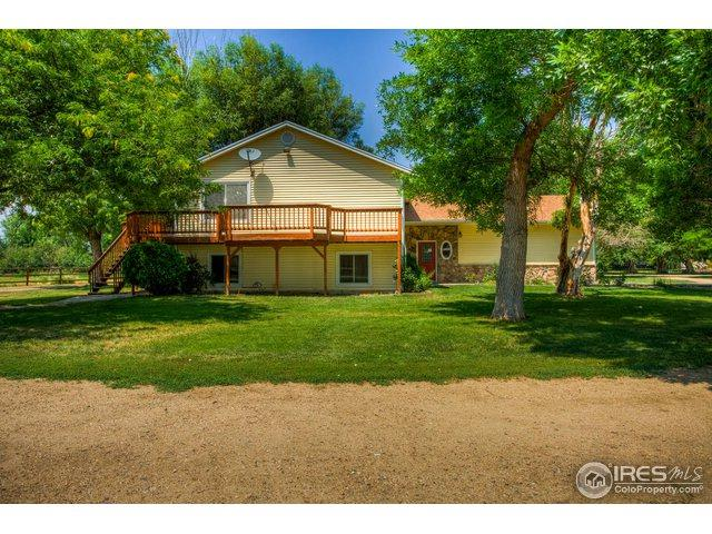 999 Peaceful View Pl, Johnstown, CO 80534 (MLS #856952) :: Tracy's Team
