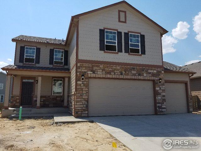533 2nd St, Severance, CO 80550 (MLS #856967) :: Kittle Real Estate
