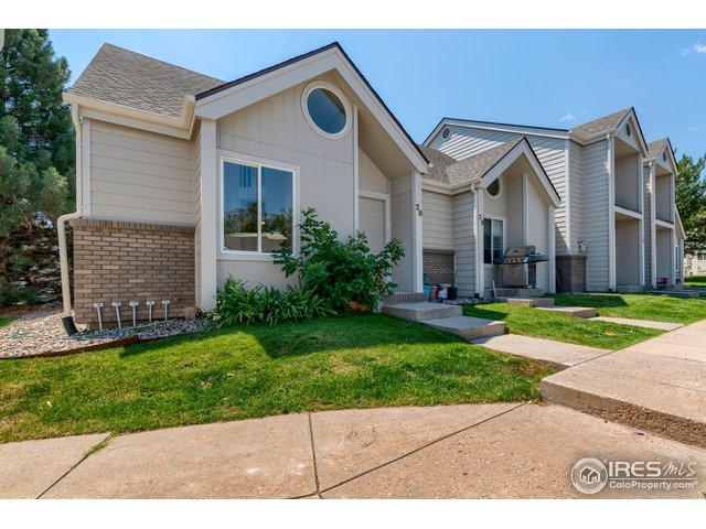2900 Ross Dr K28, Fort Collins, CO 80526 (MLS #856969) :: Kittle Real Estate