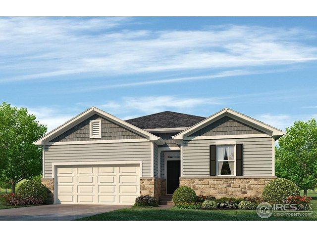 535 2nd St, Severance, CO 80550 (MLS #856971) :: Kittle Real Estate
