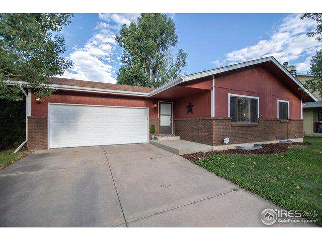 152 43rd Ave Ct, Greeley, CO 80634 (MLS #856975) :: Kittle Real Estate