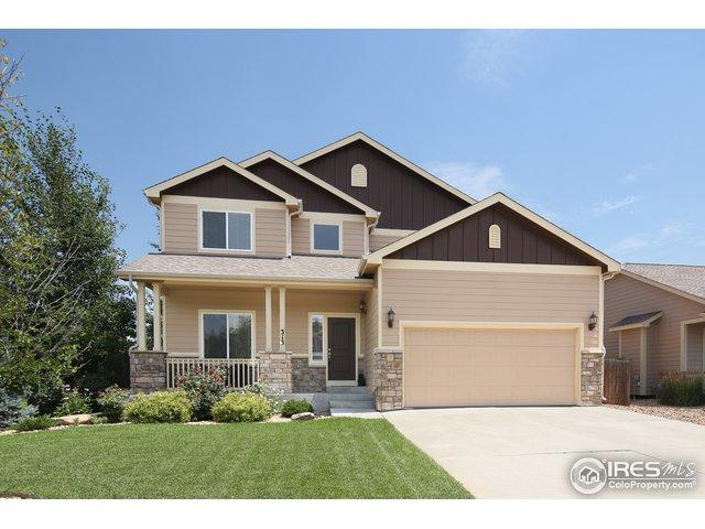 313 Tartan Dr, Johnstown, CO 80534 (MLS #856981) :: Tracy's Team