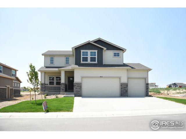 6010 Clarence Dr, Windsor, CO 80550 (MLS #857021) :: Kittle Real Estate