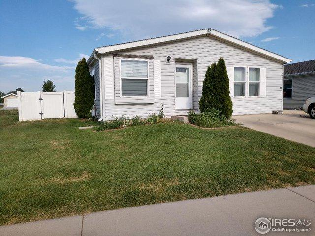 2990 W C St #15, Greeley, CO 80631 (MLS #857036) :: Kittle Real Estate