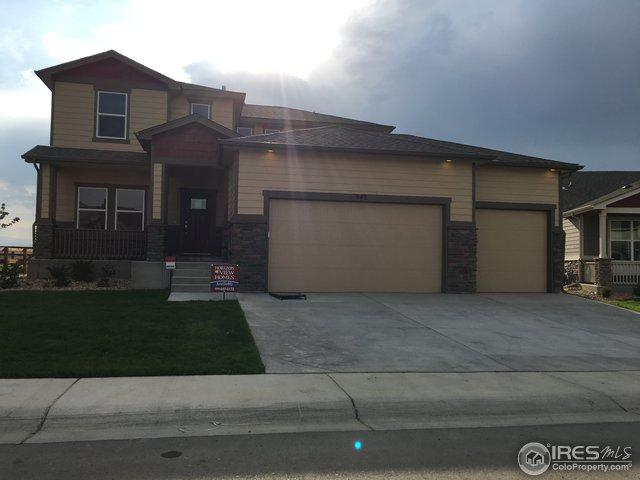 942 Tail Water Dr, Windsor, CO 80550 (MLS #857043) :: Kittle Real Estate