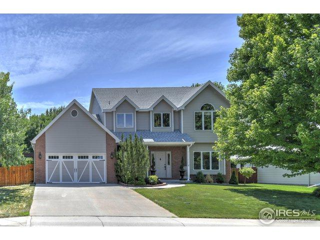 7200 W Canberra St Dr, Greeley, CO 80634 (MLS #857073) :: Tracy's Team