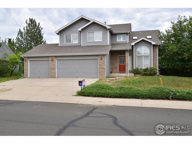 2330 Stonecrest Dr, Fort Collins, CO 80521 (#857104) :: The Peak Properties Group