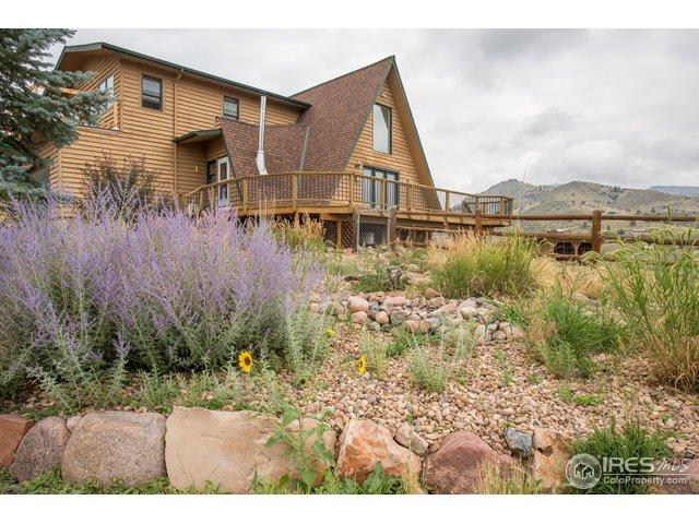 327 Stagecoach Trl, Lyons, CO 80540 (MLS #857129) :: 8z Real Estate