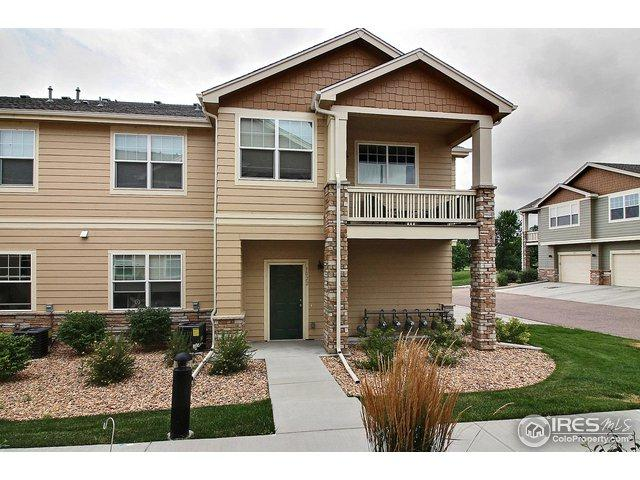 6607 W 3rd St #1022, Greeley, CO 80634 (MLS #857148) :: Tracy's Team