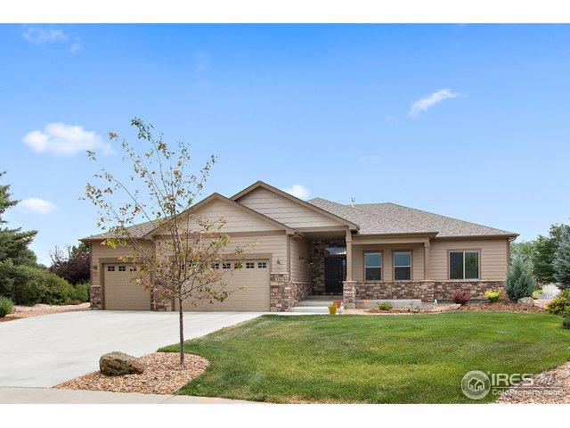 401 Ridgeview Ct, Johnstown, CO 80534 (MLS #857163) :: Tracy's Team