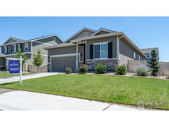 11106 Charles St, Firestone, CO 80504 (#857302) :: The Peak Properties Group