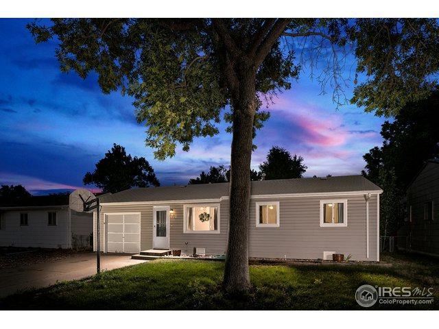 3510 Montrose St, Evans, CO 80620 (MLS #857400) :: 8z Real Estate