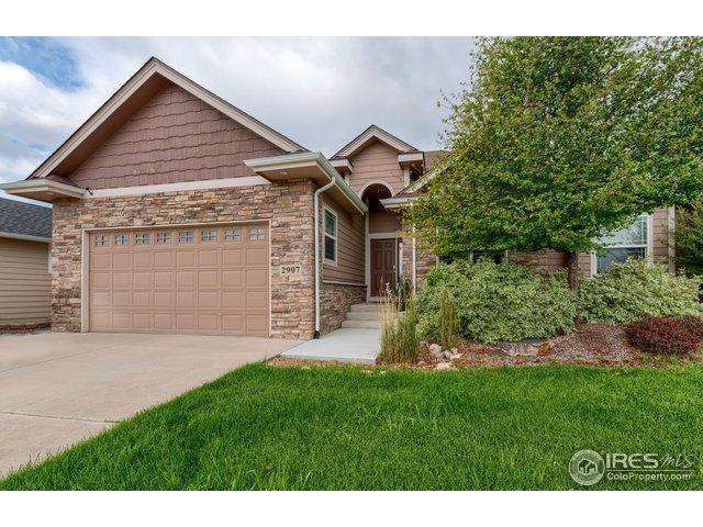 2907 68th Ave, Greeley, CO 80634 (#857553) :: The Peak Properties Group