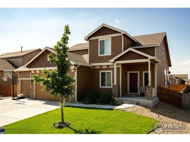 2766 Stallion Way, Mead, CO 80542 (MLS #857637) :: Kittle Real Estate