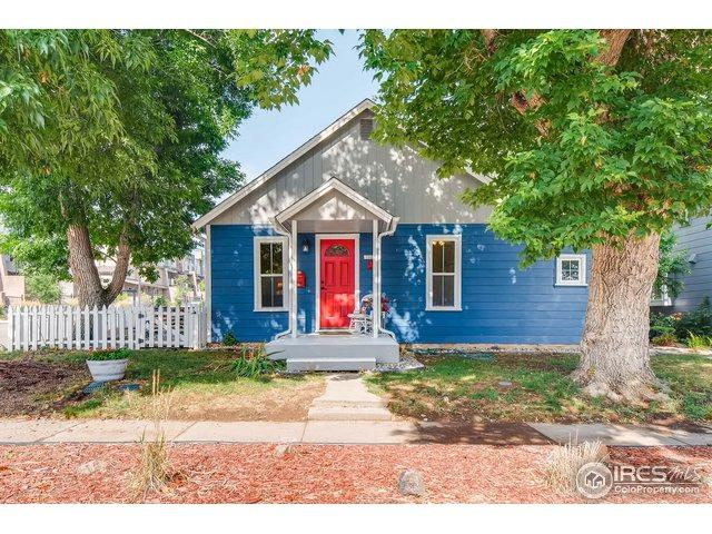 1401 Cannon St A, Louisville, CO 80027 (MLS #857654) :: Downtown Real Estate Partners