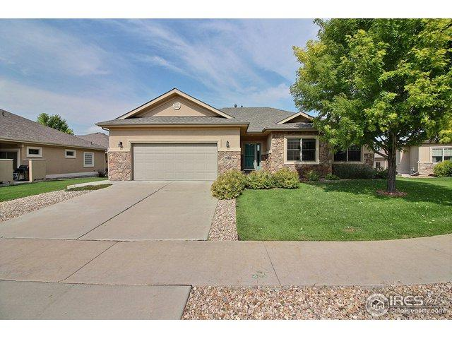 1523 64th Ave, Greeley, CO 80634 (MLS #857677) :: 8z Real Estate