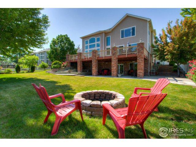 1402 Forrestal Dr, Fort Collins, CO 80526 (#857733) :: The Griffith Home Team