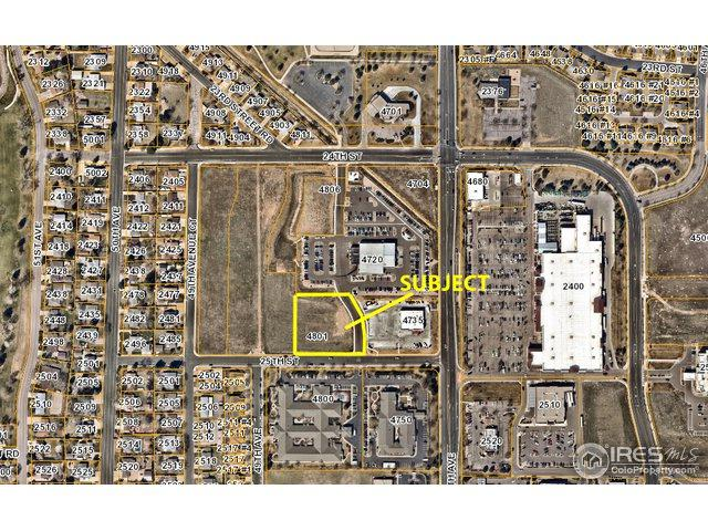 4801 25th St, Greeley, CO 80634 (MLS #857781) :: 8z Real Estate