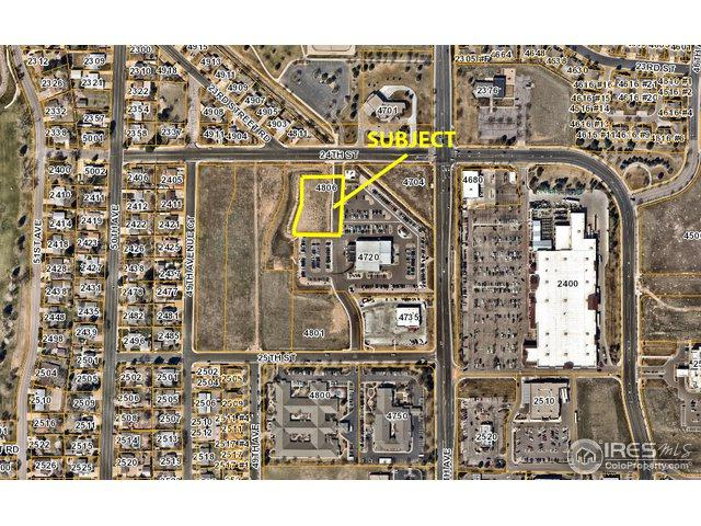 4806 24th St, Greeley, CO 80634 (MLS #857782) :: 8z Real Estate